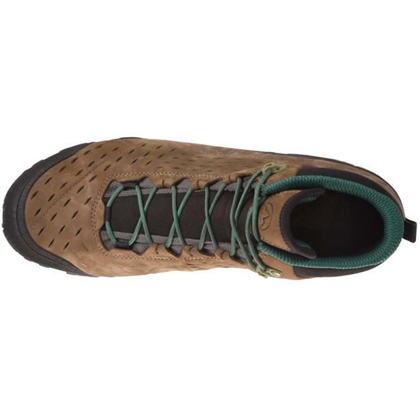 La Sportiva Pyramid GTX Schuhe Herren mocha/forest