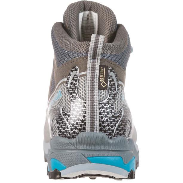 La Sportiva Falkon GTX Schuhe Jugend carbon/tropic blue