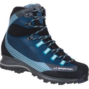 La Sportiva Trango TRK Leather GTX Shoes Women, opal/pacific blue opal/pacific blue