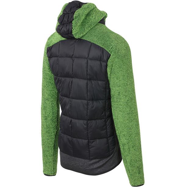 Karpos Marmarole Jacke Herren schwarz/grün