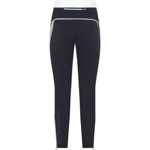 La Sportiva Pirr Spodnie Kobiety, czarny/niebieski czarny/niebieski