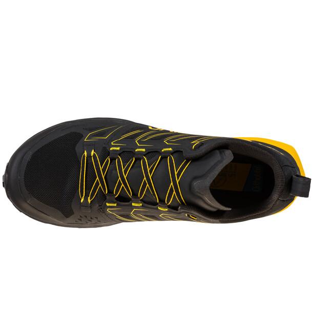 La Sportiva Jackal GTX Schuhe Herren schwarz/gelb