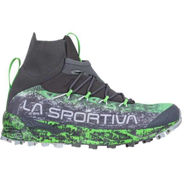 La Sportiva Uragano GTX Schuhe Damen carbon/jasmine green