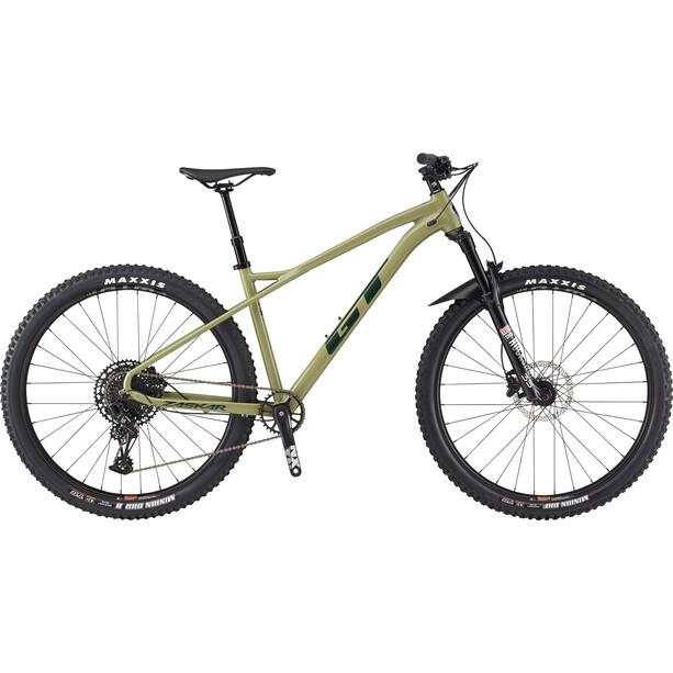 GT Bicycles Zaskar LT Al Expert, oliivi