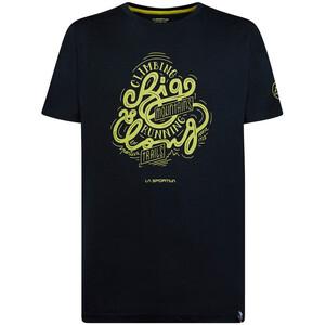 La Sportiva Go Big T-Shirt Herren black black