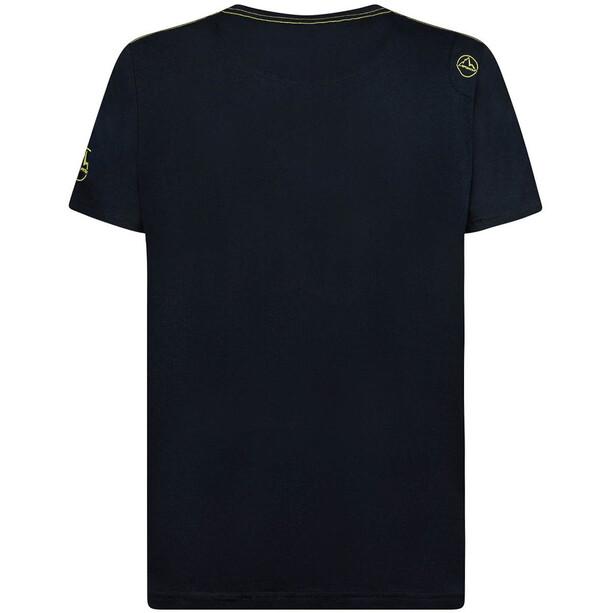 La Sportiva Go Big T-Shirt Herren black