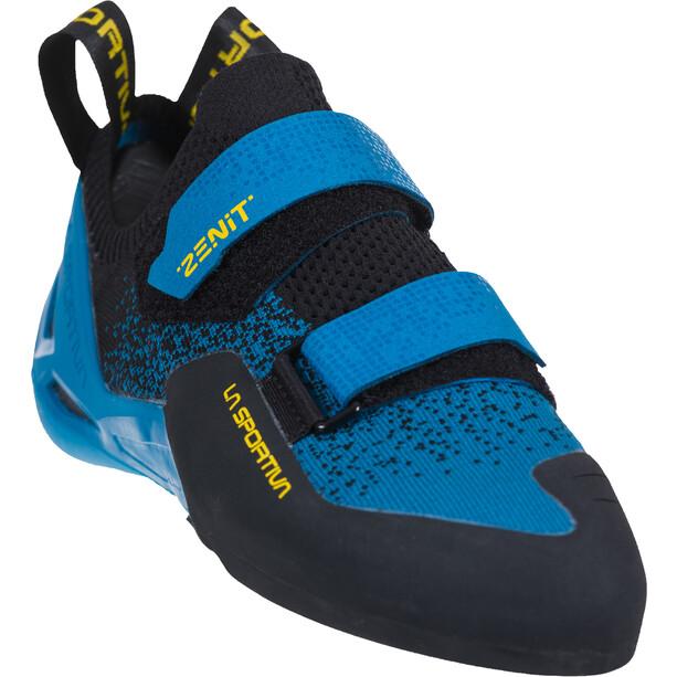 La Sportiva Zenit Kletterschuhe Herren blau/schwarz
