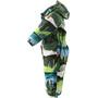Reima Puhuri Combinaison D'Hiver Enfants en bas âge, dark green