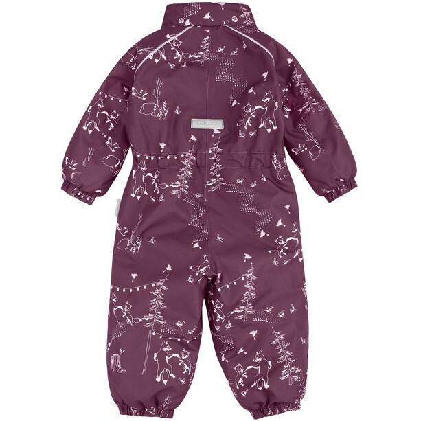 Reima Lappi Combinaison D'Hiver Enfants en bas âge, violet