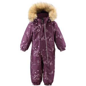 Reima Lappi Winter Overall Toddler, deep purple deep purple