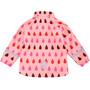 Reima Koski Regenmantel Kinder pink