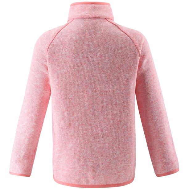 Reima Hopper Fleece Sweater Kinder bubblegum pink