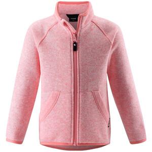 Reima Hopper Fleece Sweater Kinder bubblegum pink bubblegum pink