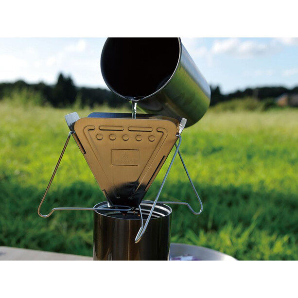 Snow Peak Folding Coffee Dripper