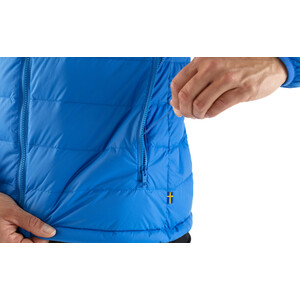 Fjällräven Expedition Pack Daunen-Kapuzenjacke Damen un blue un blue