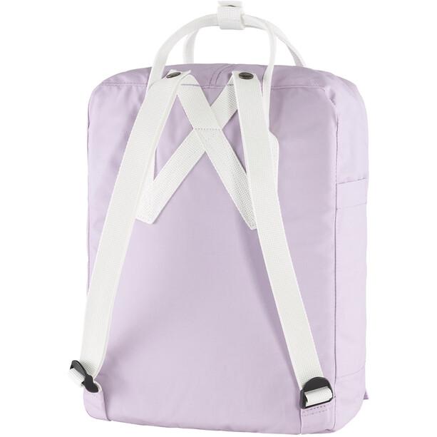 Fjällräven Kånken Rucksack pastel lavender-cool white