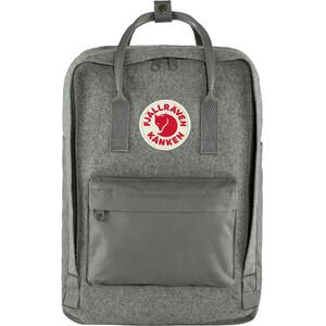 """Fjällräven Kånken Re-Wool Laptop Rucksack 15"""" granite grey granite grey"""