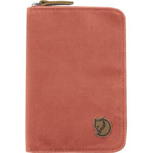 Fjällräven Passport Brieftasche pink pink