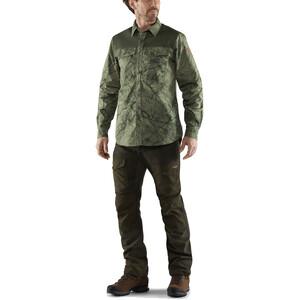 Fjällräven Värmland G-1000 Shirt Herren green camo-deep forest green camo-deep forest