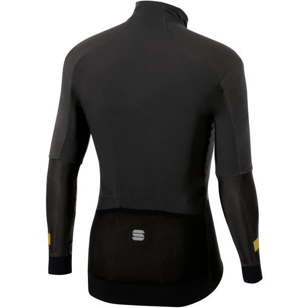 Sportful Bodyfit Pro Jacke Herren black/gold