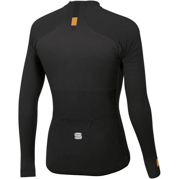 Sportful Bodyfit Pro Thermo Trikot Herren black/gold