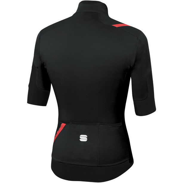 Sportful Fiandre Light NoRain Kurzarm Jacke Herren black