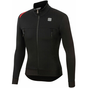 Sportful Fiandre Warm Jacke Herren black black