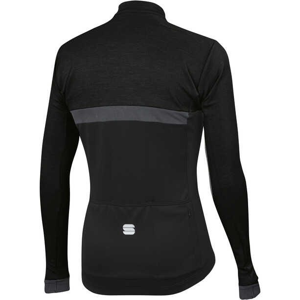 Sportful Giara Thermo Trikot Herren black