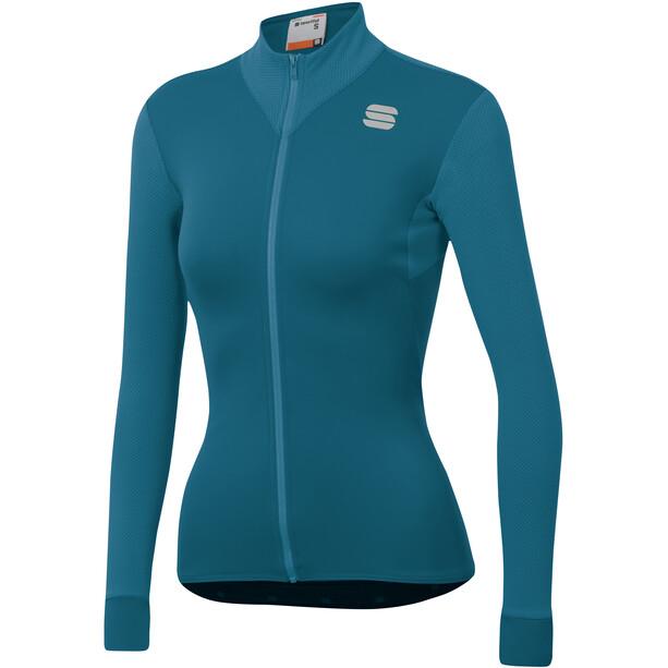 Sportful Kelly Thermo Trikot Damen blue corsair