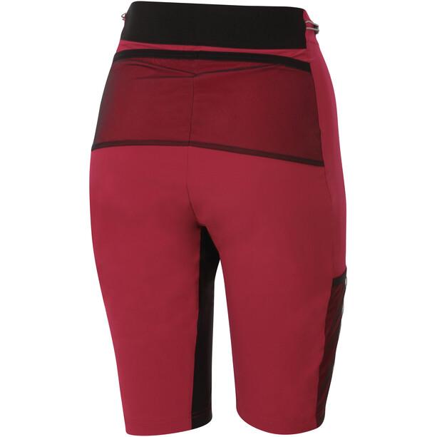 Sportful Supergiara Short Femme, rouge