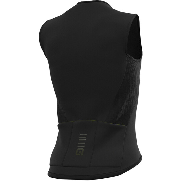 Alé Cycling Clima Protection 2.0 Thermo Weste Herren black