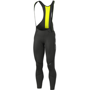 Alé Cycling Clima Protection 2.0 Agonista Winter Trägerhose Herren black black