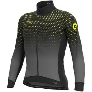 Alé Cycling PR-S Bullet Winter DWR Langarm Trikot Herren black/grey black/grey