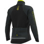 Alé Cycling Graphics PRR Thermo Road DWR Jacke Herren black/fluo yellow