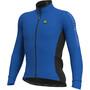 Alé Cycling Solid Fondo Maillot À Manches Longues Homme, bleu