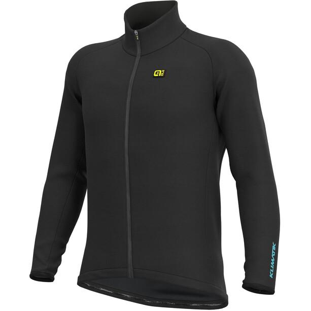 Alé Cycling Klimatik Guscio Racing Wasserdichte Jacke Herren black