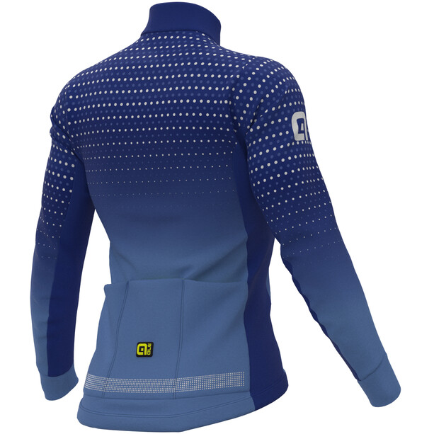 Alé Cycling PR-S Bullet Micro Langarm Trikot Damen blue/light blue