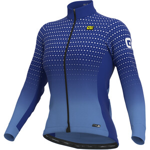 Alé Cycling PR-S Bullet Micro Langarm Trikot Damen blue/light blue blue/light blue
