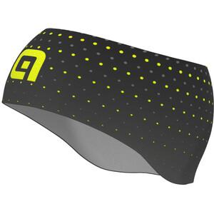 Alé Cycling Bullet Headband black/fluo yellow black/fluo yellow