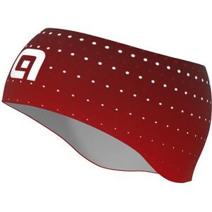 Alé Cycling Bullet Headband black/red black/red