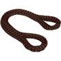 Mammut 8.7 Alpine Sender Dry Seil 50m dry standard/black/safety orange