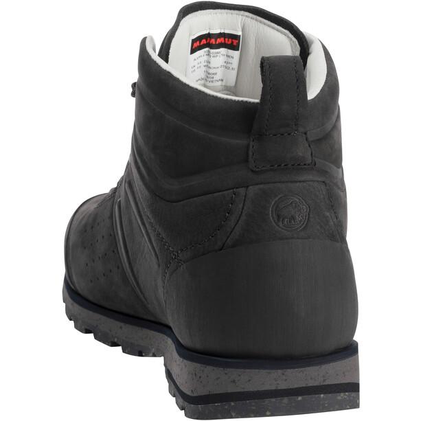 Mammut Alvra II WP Mid-Cut Schuhe Herren schwarz