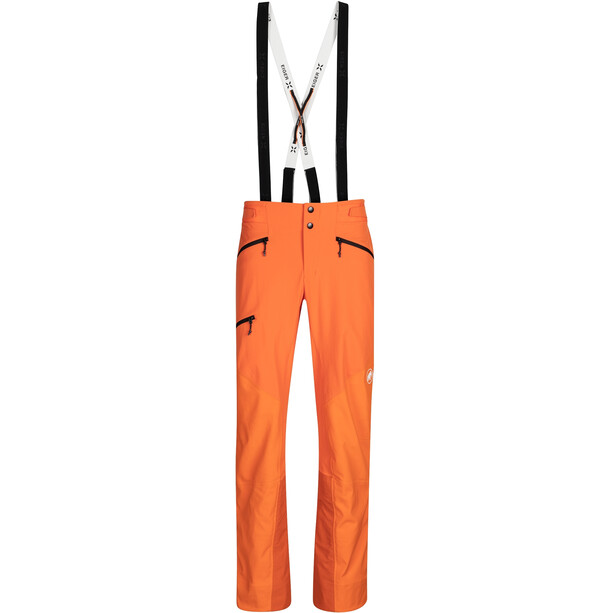 Mammut Eisfeld Guide SO Hose Herren orange