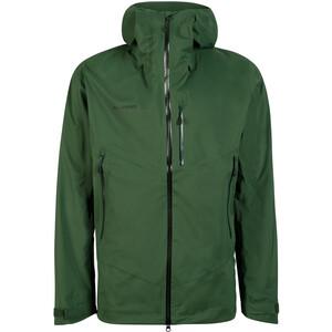 Mammut Kento Veste hardshell à capuche Homme, vert vert