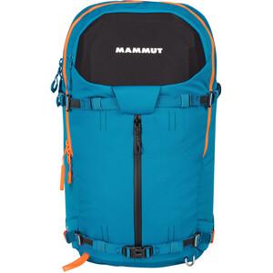 Mammut Pro X Removable Airbag 3.0 Sac à dos 35l, bleu/noir bleu/noir