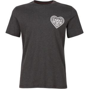 Mammut Sloper T-Shirt Herren black mélange black mélange