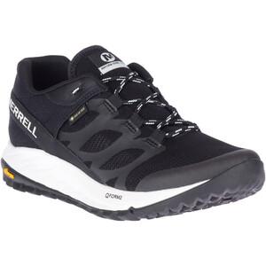 Merrell Antora GTX Schuhe Damen black/white black/white