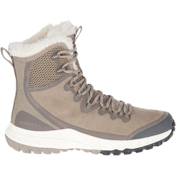 Merrell Bravada Polar Schuhe Wasserdicht Damen brindle/moonrock