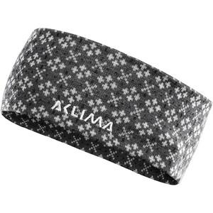 Aclima DesignWool Glitre Stirnband alm alm