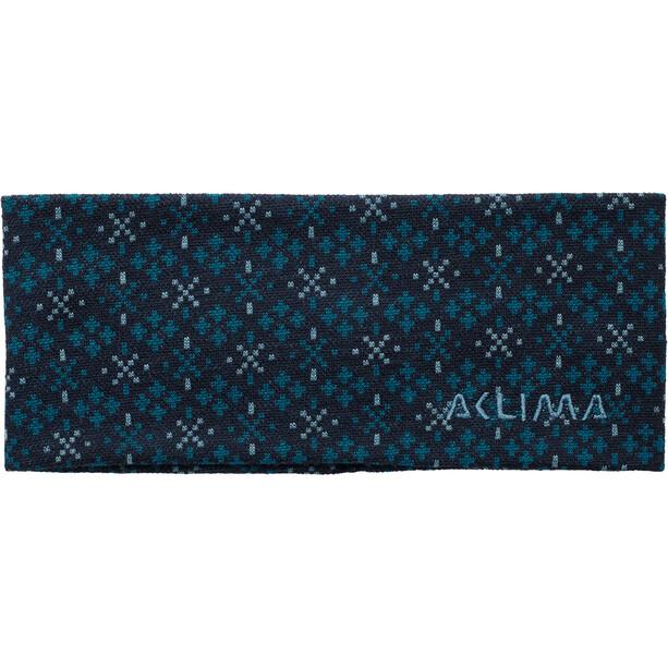 Aclima DesignWool Glitre Stirnband einer